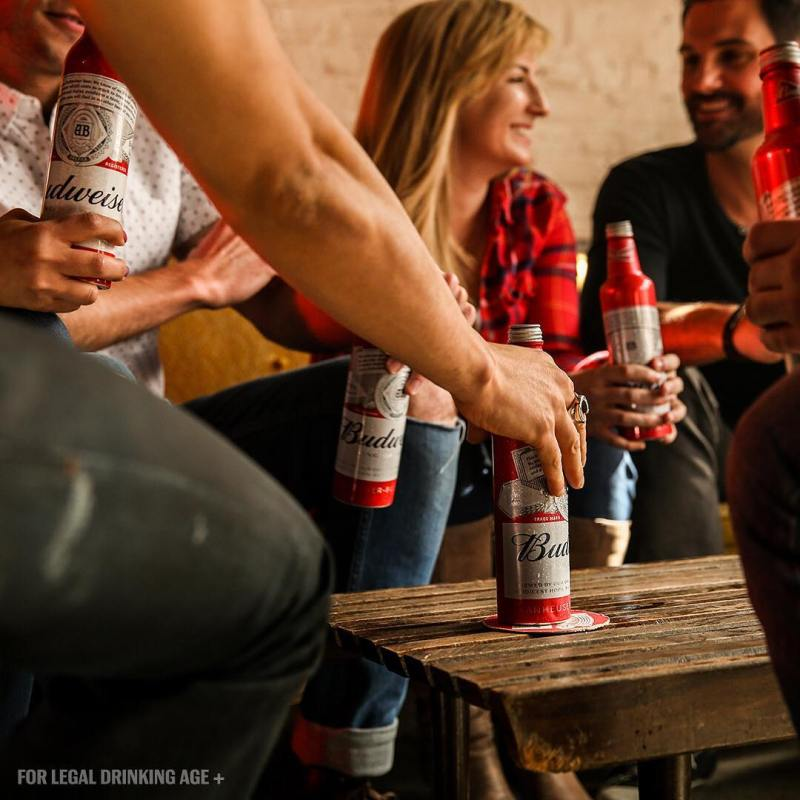 Budweiser Study: Does Your Drink Choice Reveal Your Personality Type?