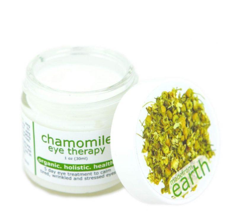 chamomile eye therapy