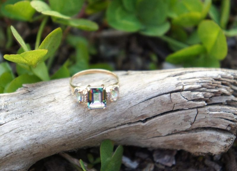 How to Pick a True Antique Engagement Ring