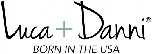Luca + Danni logo
