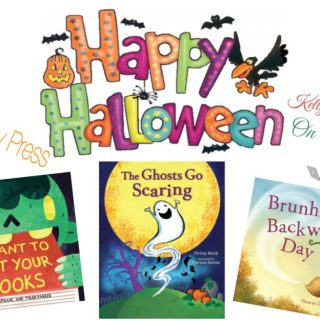 Scare Up Some Fun with These Halloween Books