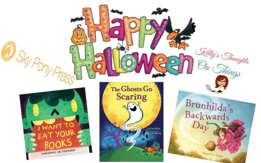 Halloween Books Sky Pony Press