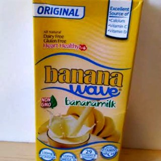 Banana Power!™ with Banana Wave® Milk
