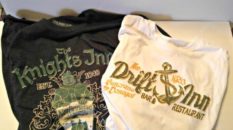 Pub Shirt Club