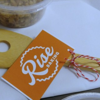 Rise Baking Brings Home Made Recipes To Your Door