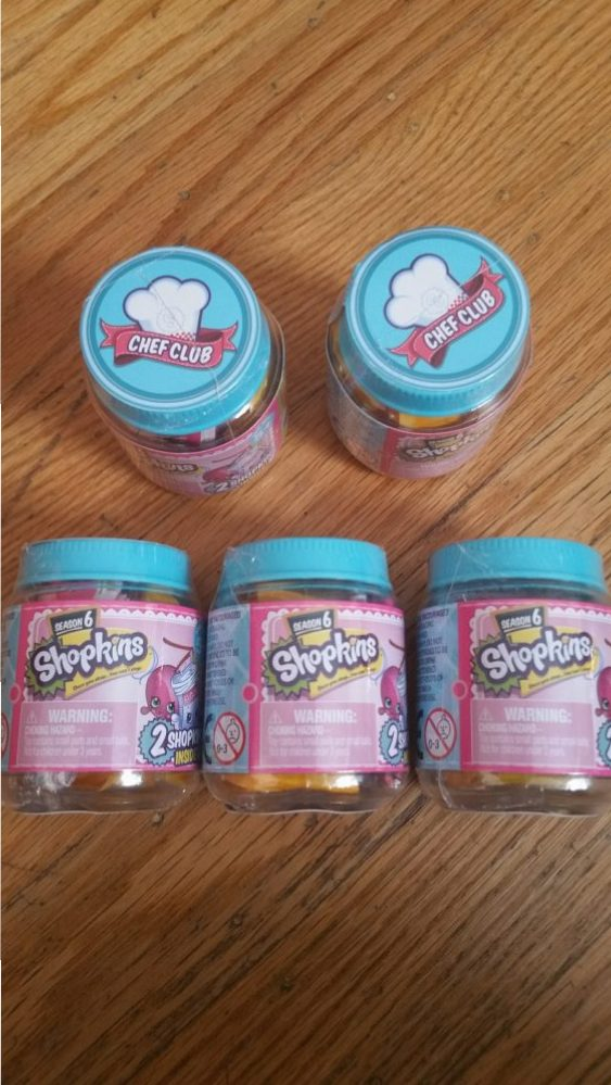 Cooking with Shopkins Chef Club Kitchen
