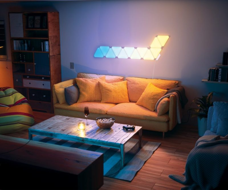 Illuminate Your Life With Modular Smart Lighting