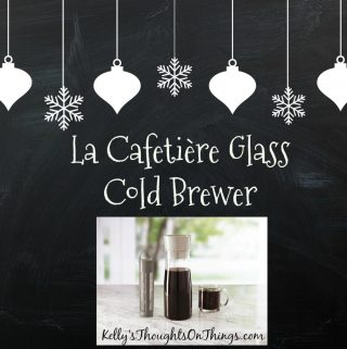 Perfect Gift for the Coffee Lover- La Cafetière Cold Brew Coffee Maker