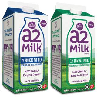 Rediscover Milk with a2 Milk® (plus Giveaway)