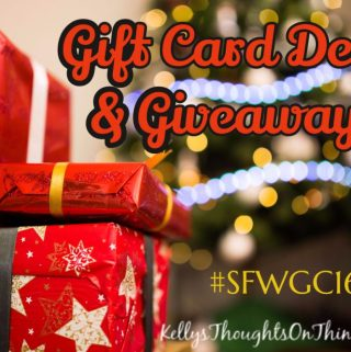 Gift Card Deal & Giveaway #SFWGC16