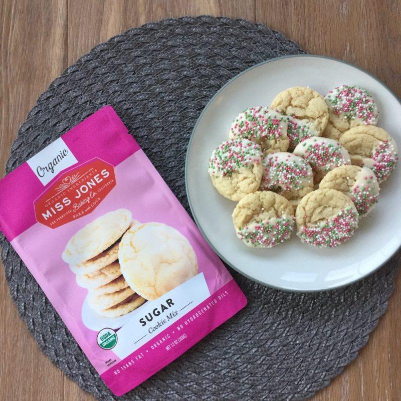 Contest Entry- Sugar Sprinkle cookies #BETTERWITHMISSJONES