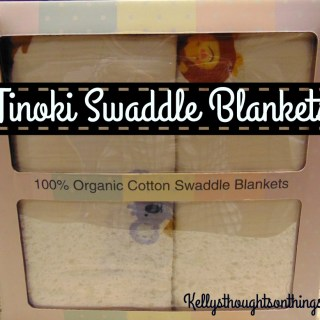 Swaddle With Tinoki Blankets- Soft and Big!