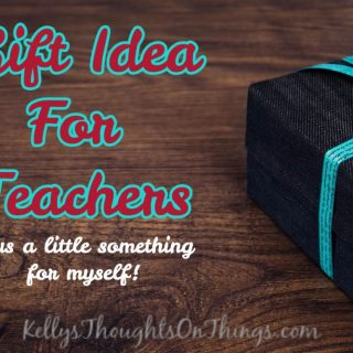 Gift Idea For Your Kid's Teacher (Deal and Giveaway) #vonssvgc16