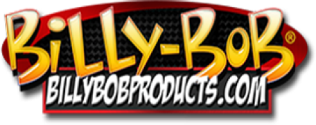 Billy Bob Products logo billboard hat