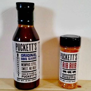 Make Their Holiday Saucy with Puckett's®