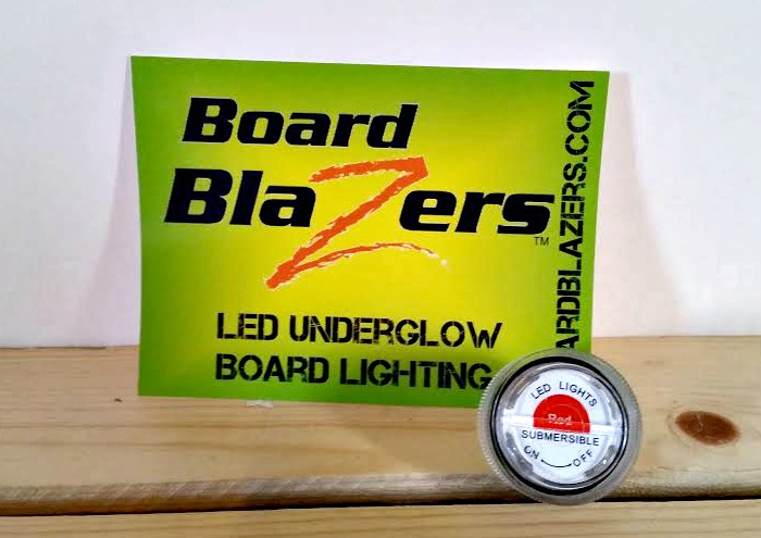 led underglow board blazers