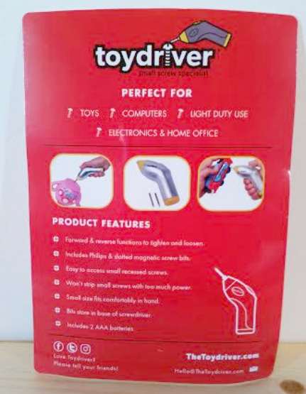 toydriver tool