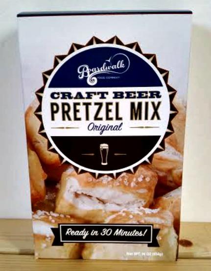 boardwalk original pretzels