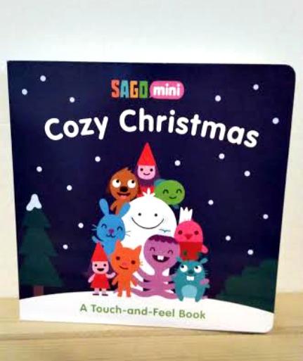 Cozy Christmas Simon & Schuster