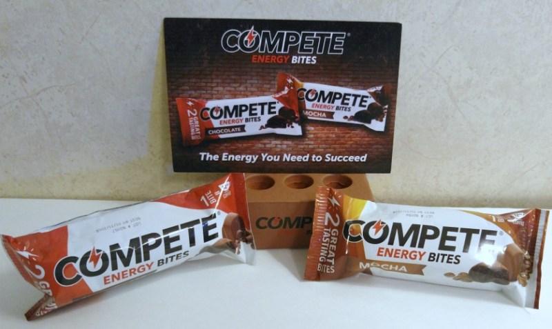 COMPETE® Energy Bites
