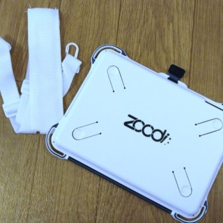 HANDS-FREE PROTECTIVE CASE FOR TABLETS