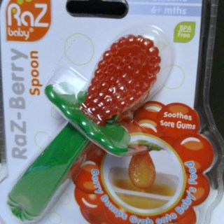 RaZ-Berry With Berry Bumps Help Your Baby Feel Better