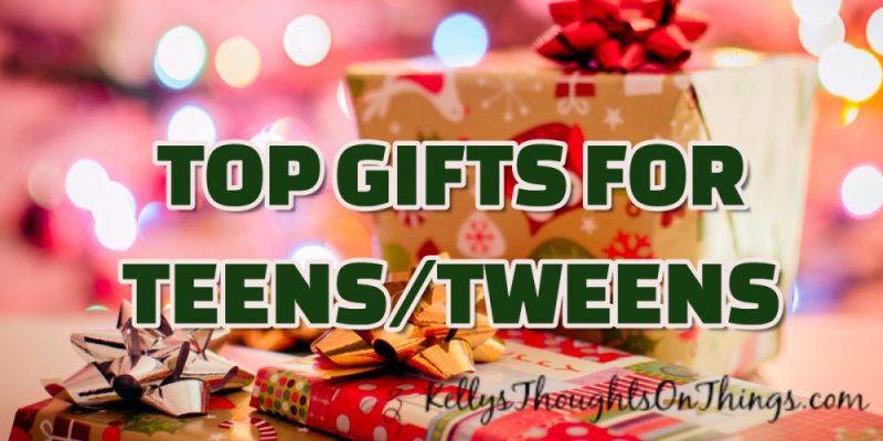 Gift Ideas for Tweens/Teens