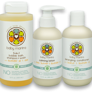 Baby Skin Care Products You Can Trust from Baby Mantra
