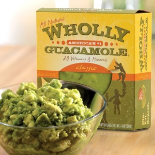 Wholly Guacamole Has Everything you need for fun healthy snacks