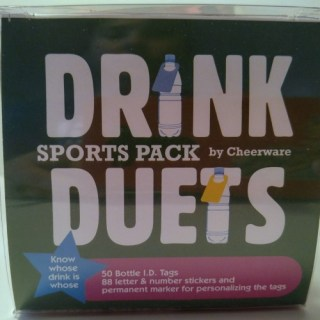 Keep You And Your Drink Together With Drink Duets By CheerWare