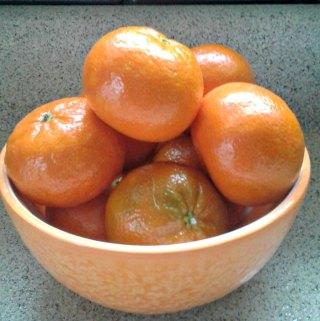 Wonderful Halos Mandarins are in Season