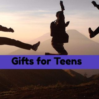 3 Gift Ideas for TEENS