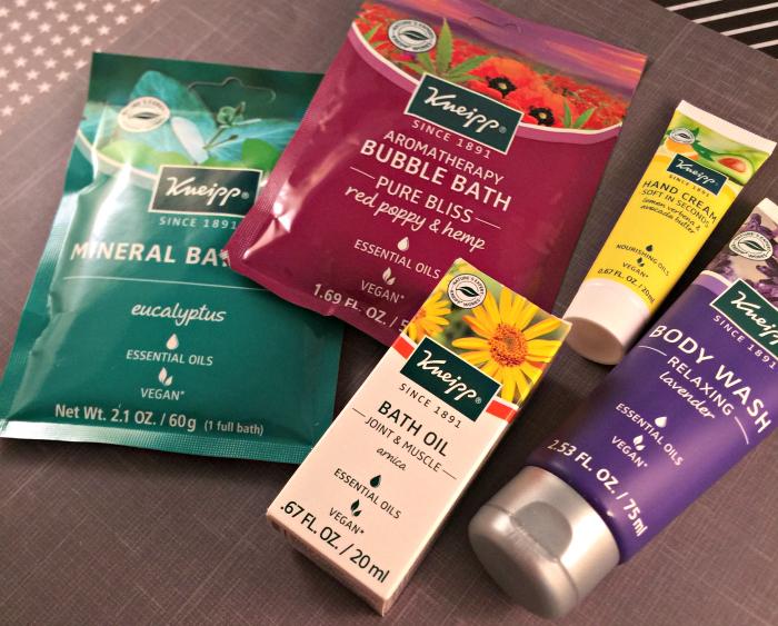 Kneipp Bath Products