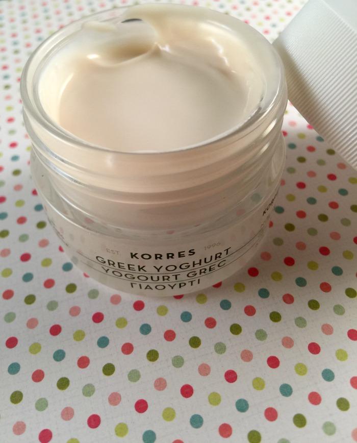 Korres Greek Yoghurt Face Cream for Dry Skin