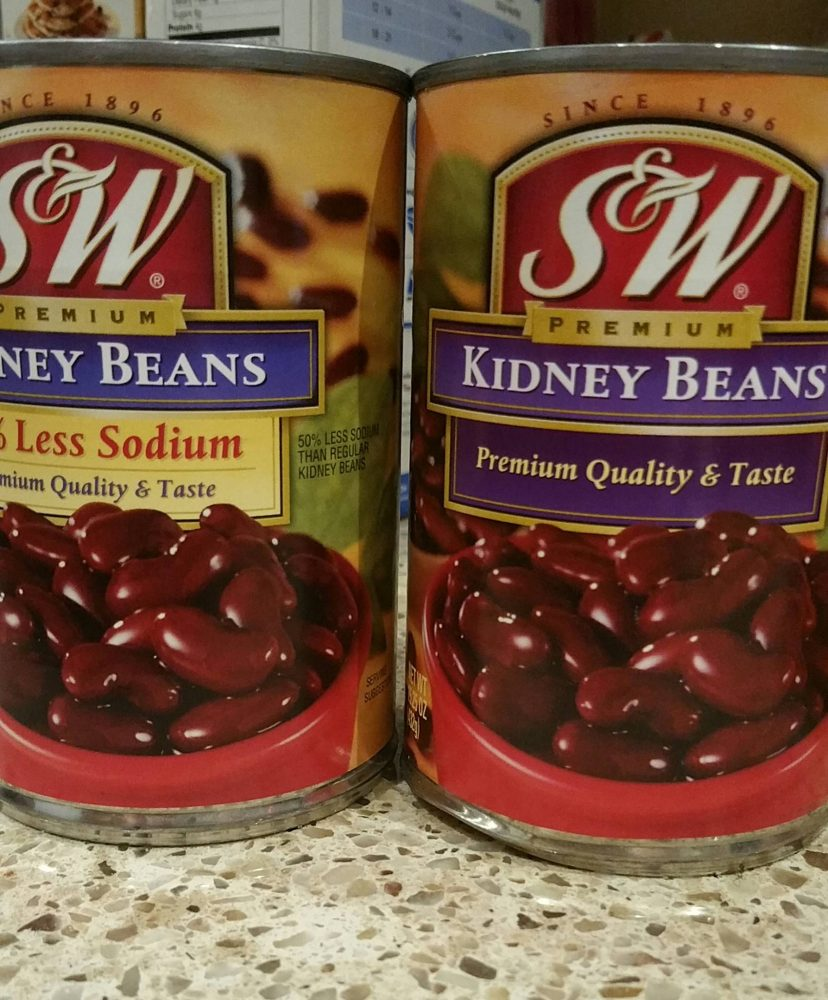 S&W Beans has the highest standards in the industry, delivering premium quality for over 120 years. A brand I trust!