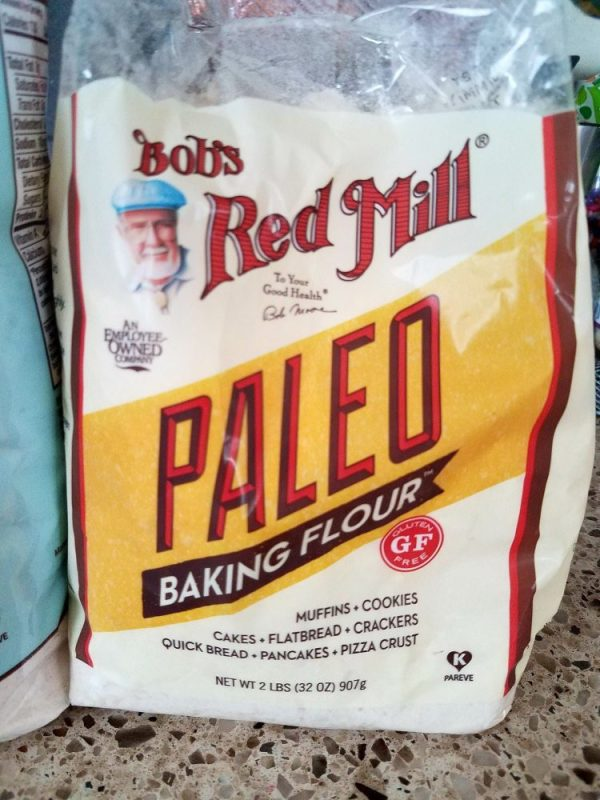 Bob's Red Mill also has Paleo Baking Flour