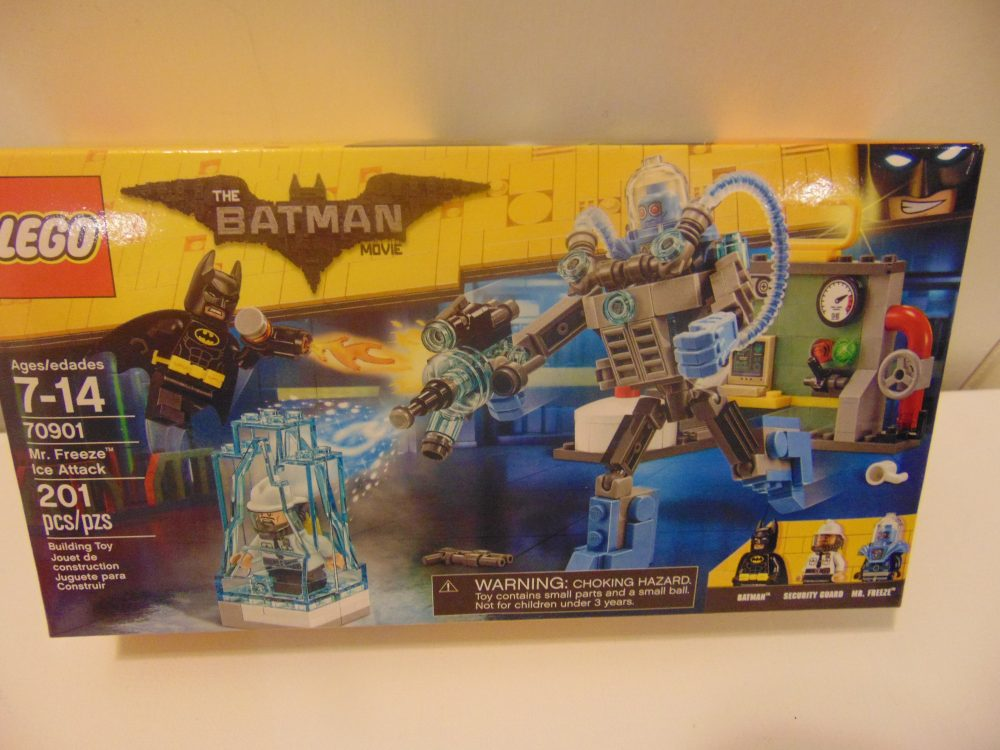 Enjoy Spring Fever with Lego and Batman!