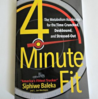 Got FOUR Minutes? Then You Have Time to Work Out