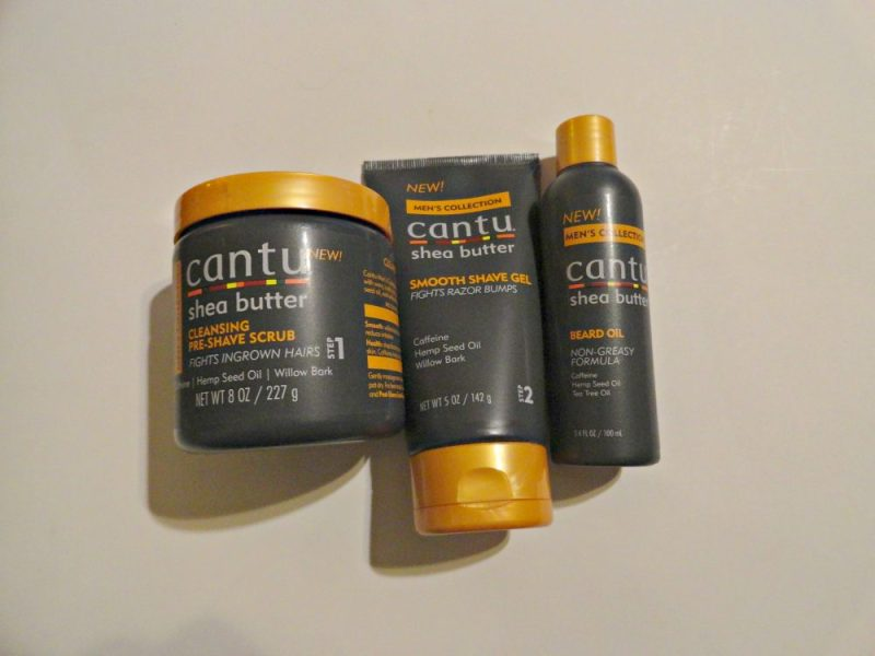 Shave with Cantu®