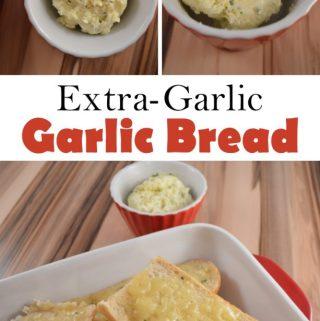 Extra-Garlic Garlic Bread Recipe