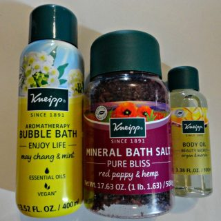 Pamper Your Body with Kneipp®