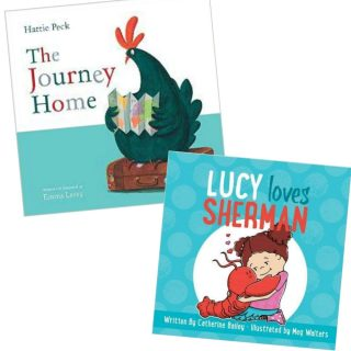 New March Titles Your Kids Will Love