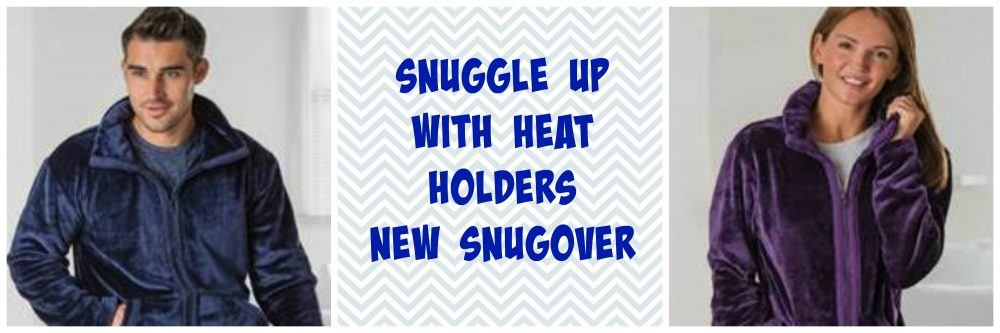 Snuggle up with Heat Holders new Snugover