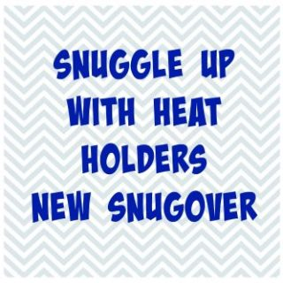 Snuggle Up With Heat Holders Snugover