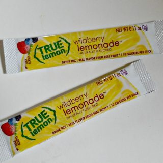 True Lemon® Will Quench Your Thirst