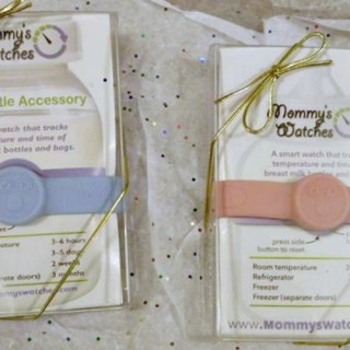 Mommy's Watches Are A Must Have For The Breastfeeding Mom