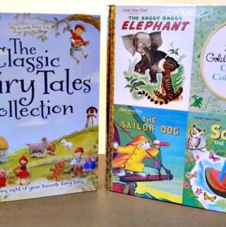 Little Golden Books And Kohl's Team Up To Raise Money For Childrens Hospital