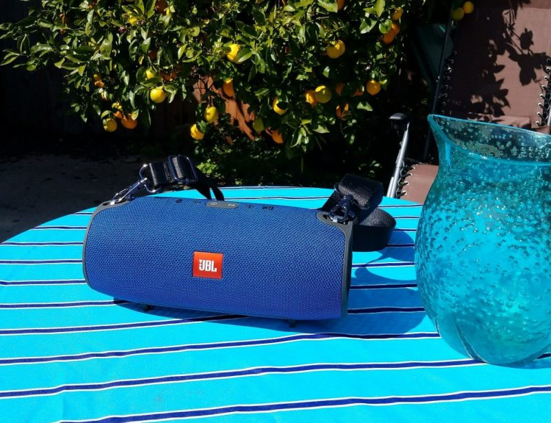For the dads, the JBL Xtreme