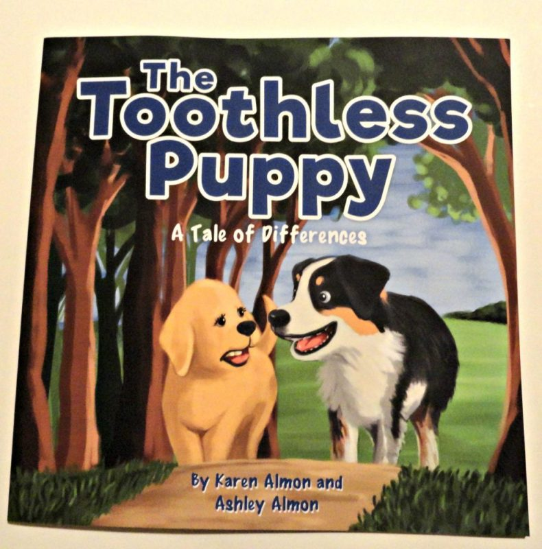 toothless book