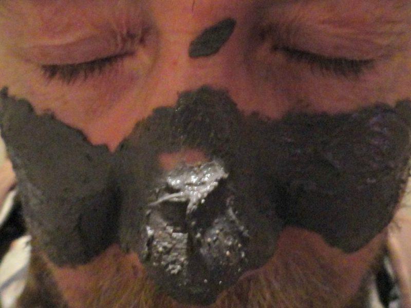 charcoal masque 7th heaven